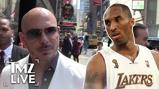 Pitbull Cancels Performance Amid Kobe Bryant Tragedy | TMZ Live