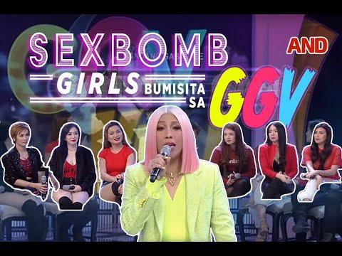 SexBomb Girls, bumisita sa GGV