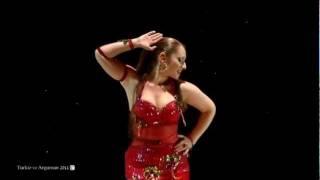 Julia Gorbonov oriental dance- Ismaouni part 2