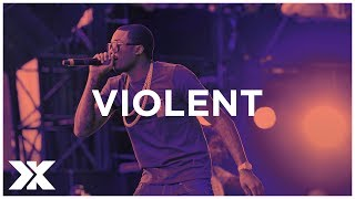 "Meek Mill Type Beat x Tory Lanez Type Beat ""Violent"" 2017 