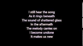 Sleeping At Last- Woodwork (Lyrics video)