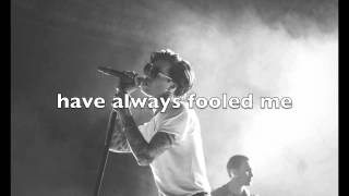 The Neighbourhood - Leaving Tonight (lyrics on screen)