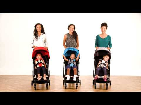 Baby Trend TriFold Mini Stroller Features