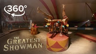 The Greatest Showman | Behind the Scenes of