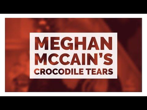 Meghan McCain's Crocodile Tears