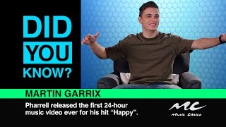 Martin Garrix: Did You Know?