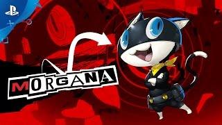 Persona 5 - Morgana Trailer | PS4