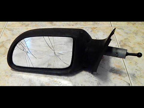 Sostituzione Vetro Specchietto Retrovisore Esterno.Come Sostituire Gli Specchietti Laterali Della Fiat Panda Guide Motori