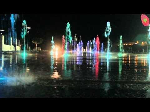 Al Hoceima By Night / االحسيمة في الليل