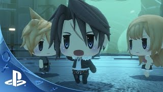 WORLD OF FINAL FANTASY - E3 2016 Trailer | PS4, PS Vita