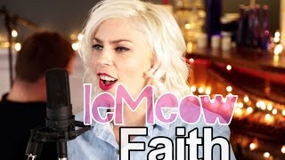 leMeow - Faith [Live Cover]