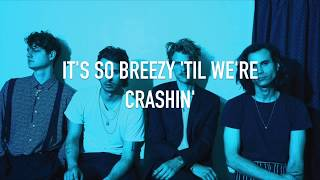 I Love My Friends - Foster The People (LYRIC VIDEO)