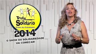 Trote Solidário 2014 da FHO|Uniararas