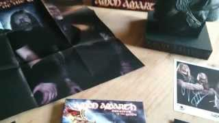 Amon Amarth Deceiver Of The Gods Limited Collector's Edition (Unboxing)