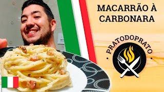 Como fazer Macarrão à Carbonara