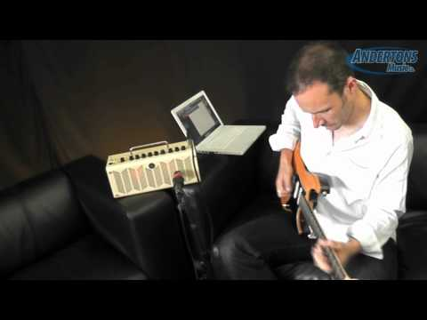 Yamaha THR10 Guitar Amp Demo