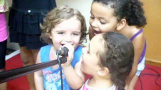 Ensaio da Cantata de Natal Infanto-Juvenil - Igreja Evangélica Vida Nova