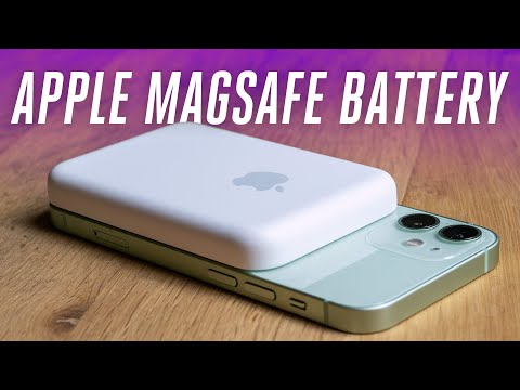 Apple's MagSafe Battery Pack doesn't provide a lot of juice, but it sure is nice to use #shorts