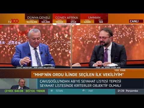 Ahmet Kasım Han ile Yüz Yüze | 2 Temmuz 2020