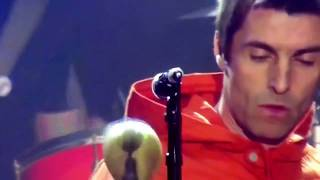 One love Manchester- Liam Gallagher 'Wall of Glass'