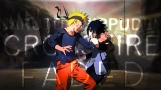 Naruto vs Sasuke - FADED/Last Fight /[AMV] HD