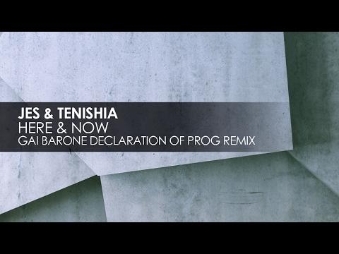 JES & Tenishia - Here & Now (Gai Barone Declaration Of Prog Remix) [Teaser]