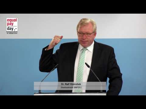 Staatssekretär Dr. Ralf Kleindiek, BMFSFJ | 19.10.2016 im BMFSFJ, Berlin