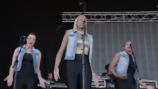 SOUL II SOUL - BACK TO LIFE (LIVE AT WILD LIFE 2015)