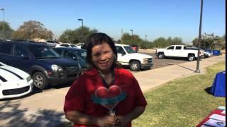 #IheartRSD Ivonne from C. J. Jorgensen School