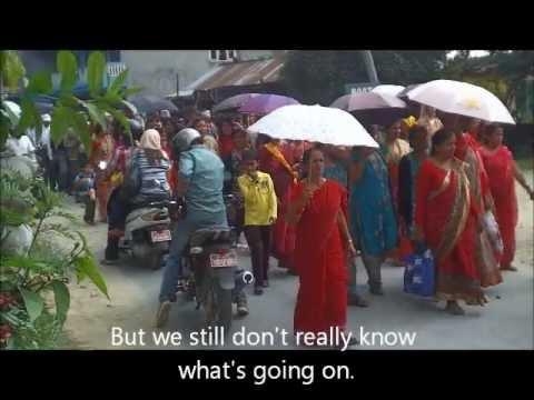 The Sprinkles go to Nepal