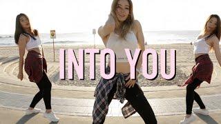 Ariana Grande - Into You | iMISS CHOREOGRAPHY @ IMI DANCE STUDIO