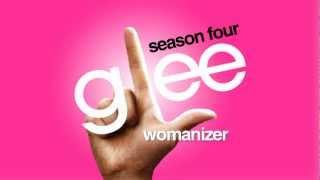 Womanizer - Glee Cast [HD FULL STUDIO]