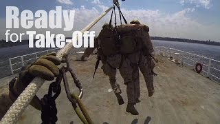 RAW FOOTAGE: First-Person SPIE Rigging