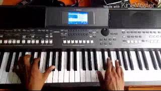 Hero by Tim Godfrey piano breakdown