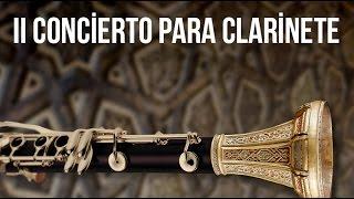 II Concierto para Clarinete de Óscar Navarro (fragmento) :: BSMO Granada