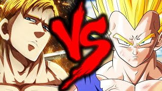 Duelo De Lendas: Vegeta vs Escanor FT. Orion