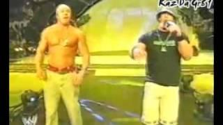 John Cena Raps About Rikishi