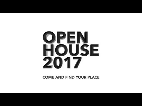 SIT Open House 2017