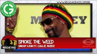 Snoop Lion ft. Collie Buddz - Smoke The Weed