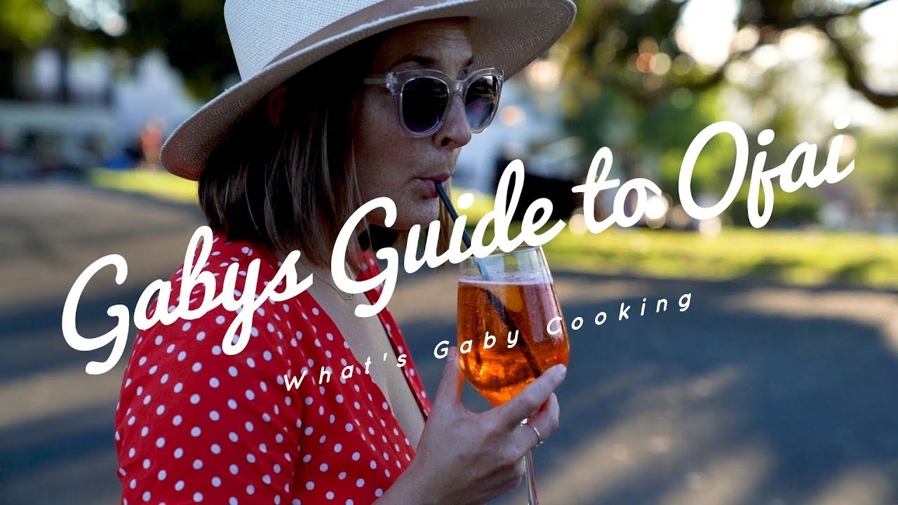 Gabys Guide to Ojai from What's Gaby…