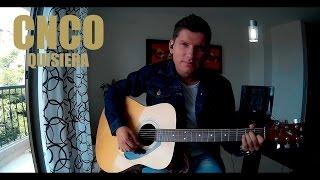 CNCO - Quisiera (Cover) JESS