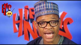 BUHARI'S TENURE CANNOT END MY CAREER- MC TAGWAYE (Nigerian Entertainment News)