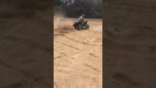 2016 can am renegade 1000 xxc in some sand