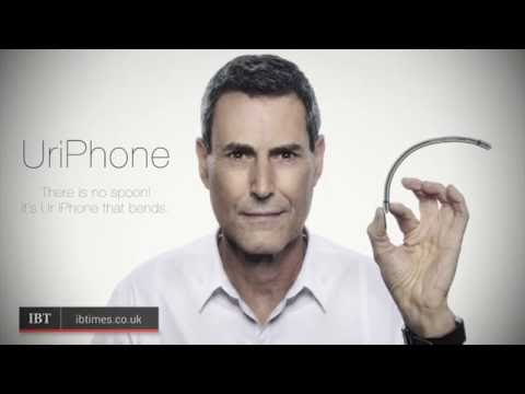 Uri Geller Video