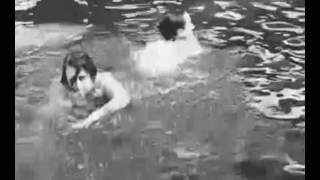 Charlie Chaplin - The Adventurer 1917 - Saves Drowning Girl