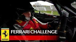Ferrari Challenge APAC Trofeo Pirelli – Hampton Downs 2018, a lap with home driver Grant Baker
