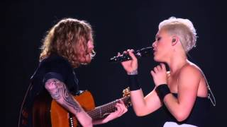 Pink - Who Knew DVD Live