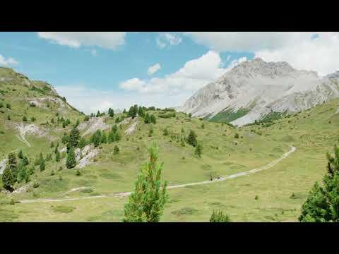 Mit dem E-Mountainbike in vier Tagen den Nationalpark umrunden