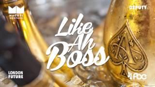 New Machel Montano - Like Ah Boss (Soca 2015)