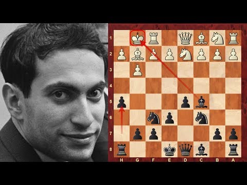 Rare Mikhail Tal Chess Games: Tal at the Reykjavik Student Olympiad 1957 - Round 2 - USSR vs Finland
